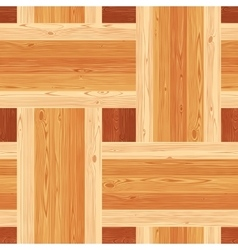Platting parquet seamless floor pattern vector