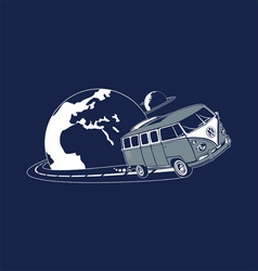 Vw earth vector