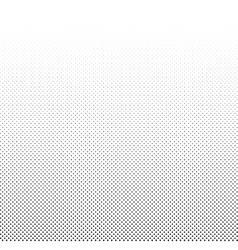 Abstract halftone dotted gradient background vector image