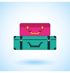 Travel concept design vector