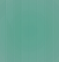 Old wooden wall green background vector