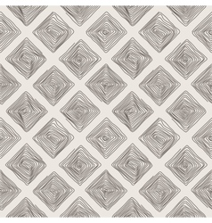seamless pattern of the curve scrolling vector image