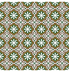 mexican ornament4 vector image