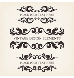 Design elements set 2 vector