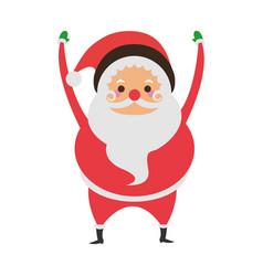 christmas character icon image vector image