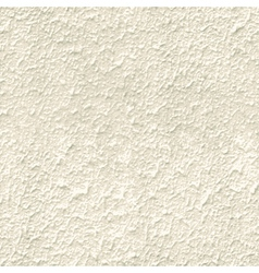 Plaster texture seamless vector image