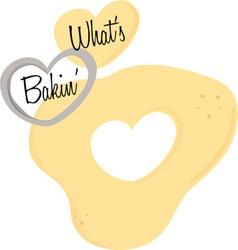 Whats bakin vector