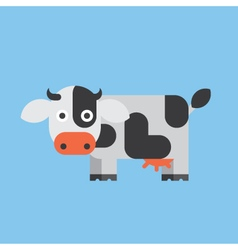 Cow Icon Animal vector image
