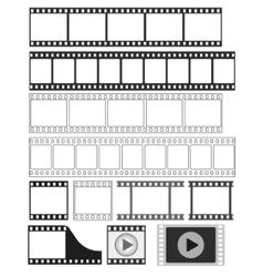 film strip - vector image