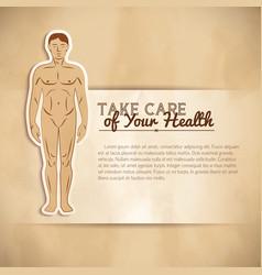 Human medical concept vector