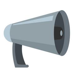 noise megaphone icon cartoon style vector image
