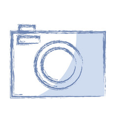 Photographi camera icon vector