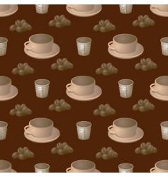 Coffee step vector