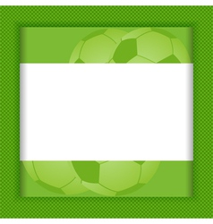 football border background vector image vector image