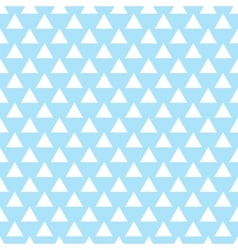 Geometric light blue seamless pattern vector