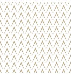 Geometric herringbone on white background vector