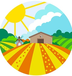 Farmsign vector