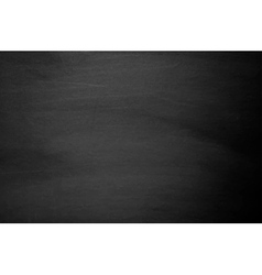 Close up of clean school blackboard vector image