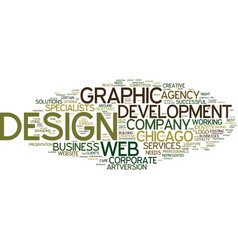 From graphic design to web development what your vector
