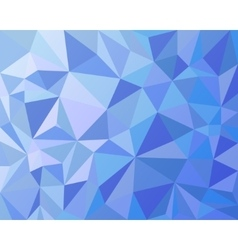 Triangles geometric background vector