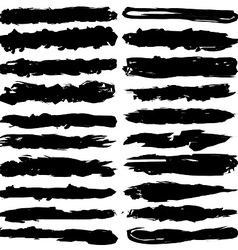 Grunge brush stock vector