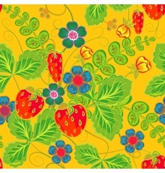 Excellent seamless pattern with hand drawing vector