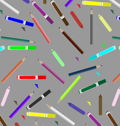 Paint pattern vector image vector image