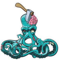 Octopus the zombie vector