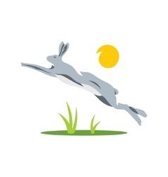 Rabbit Cartoon vector image