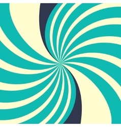 Swirling radial background vector