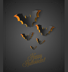 Holiday halloween vector