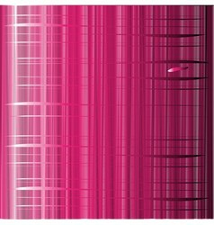 Pink background texture abstract grid pattern vector