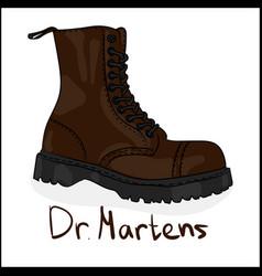 Drmartens vector