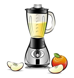 kitchen blender vector image