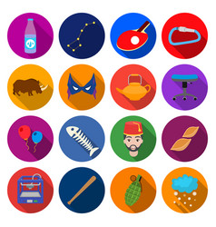 Tourism leisure medicine and other web icon in vector