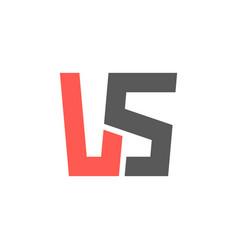 Retro abstract versus sign vector