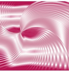 Pink background swirl abstraction vector