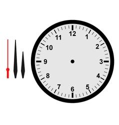 clock part vector image