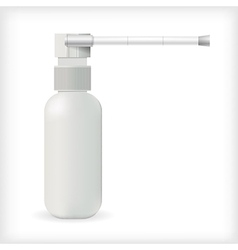 Aerosol medication vector