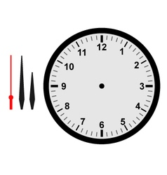 clock part vector image