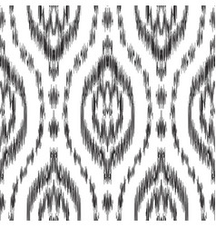 fancy seamless pattern vector image