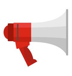 Speaker icon cartoon style vector