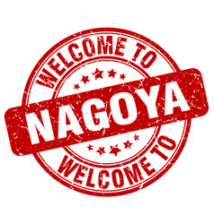 Welcome to nagoya vector