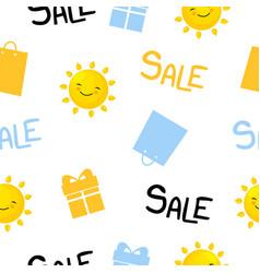 Sale pattern vector