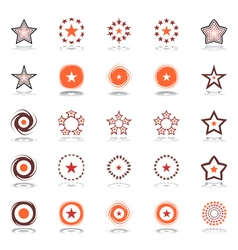 Stars and rotation vector