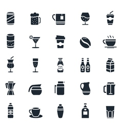 Beverage Icon vector image