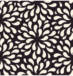 seamless pattern Flower vintage vector image