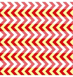 Abstract stripped geometric background vector image vector image