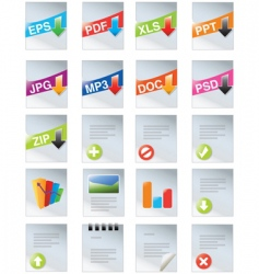 Designers toolkit series vector