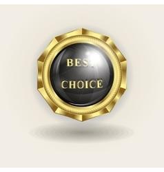 Trademark best choice vector